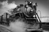 Old Steam Engine-Radford, Virginia