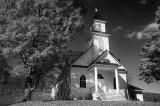 Rural Church In Giles County-Virginia