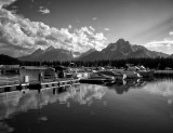 Coulter Bay - Grand Teton National Park, Wyoming