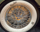 Classic Cars Have Classic Wheels