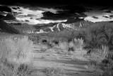 Evening Clouds Near Zion National Park, Utah