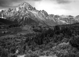Mt. Sneffels And The Dallas Divide, Colorado
