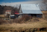 A Small Rural Family Farm, Franklin County, Virginia