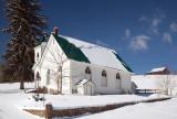 A Rural Church In Giles County, Virginia