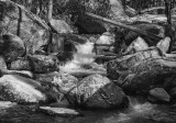 Winter-Little Stoney Creek, Giles County, Virginia