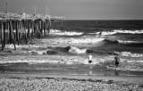 Surf Fishing, Frisco, North Carolina