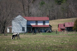 Old Rural Farm House- Shawsville , Virginia