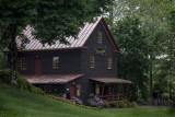 The Restored Tingler's Mill, Paint Bank, Virginia