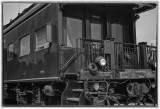 An Old Passenger Train Car