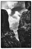 Devil's Backbone: Appalachian Trail, Virginia-Old Film Scan