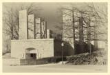 Virginia Tech Chapel And War Memorial