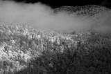 Mountain Clouds, North Carolina