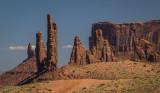Looking Towards Spearhead Mesa