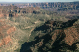 North Rim View Of The Grand Canyon From Point Imperial