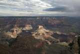 Stormy Weather Approaching- Grand Canyon South Rim