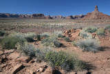 The Valley Of The Gods- View When Leaving
