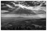 A Giles County, Virginia Sunset.