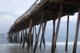 Leaning- Frisco Fishing Pier On It's Last Legs