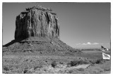 The Navajo Nation At Monument Valley