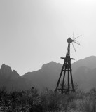 Nail Ranch in Big Bend NP