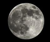 Super moon June 22 2013