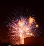 Fireworks July 4 2013