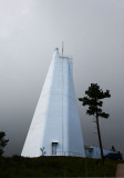 Crazy tower at the Sunspot Solar Observatory