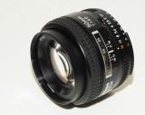 50mm F1.4D Nikkor