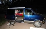 Astro Camper Van Escape Pod