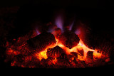 Nothing like staring into the flames on a winter night.