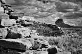 View of Fajada Butte.