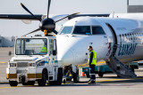 Luxair gets ready