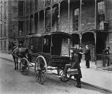 1895 - Bellevue Hospital Ambulance