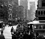 1899 - Lower Broadway