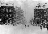 1888 - Blizzard known as The Great White Hurricane