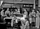 1900 - Girls in nursing class, Lower East Side