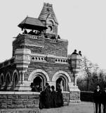 1870 - Belvedere Castle in Central Park