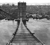 1878-79 - Brooklyn Bridge under construction