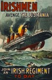 A German U-boat torpedoed the Lusitania on 7 May 1915