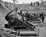May 1862 - Siege artillery