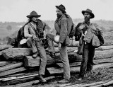 July 1863 - Captured confederates