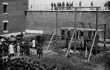 July 7, 1965 - Conspirators in assassination of Lincoln hanged