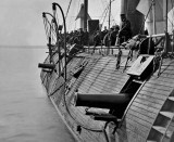 March 1862 - Union ironclad warship Galena