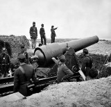 December 1864 - Siege gun at Fort McAllister