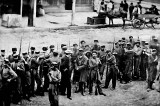 New York 7th Regiment on guard during New York City draft riots