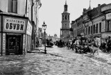 April 1917 - Flooding in Moscow