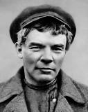 August 1917 - Lenin in disguise
