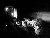 c. 1890 - Sick with typhoid