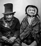 Peasant couple