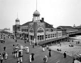 1910 - On the boardwalk